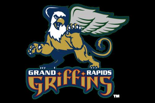 Grand Rapids Griffins Logo 1996