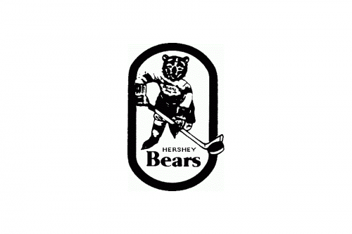 Hershey Bears Logo 1958
