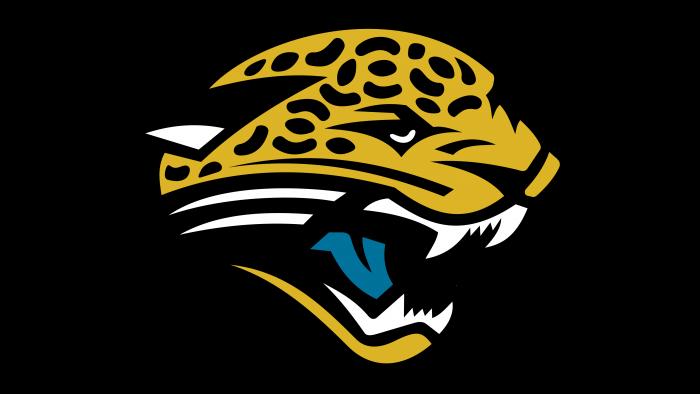 Jacksonville Jaguars Logo 1995