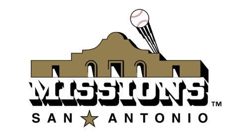 San Antonio Missions logo old