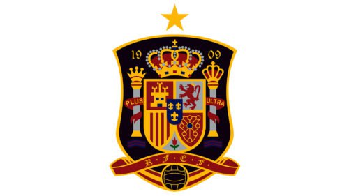 Spain national team logo