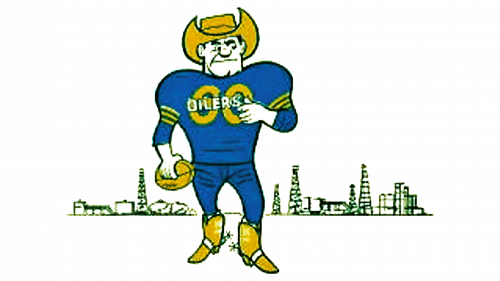 Tennessee Titans Logo 1960