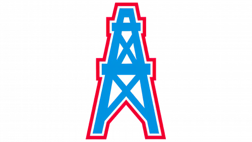 Tennessee Titans Logo 1980