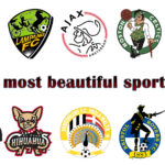 TOP-50 most beautiful sports logos