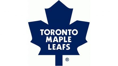 Toronto Maple Leafs Logo 1982