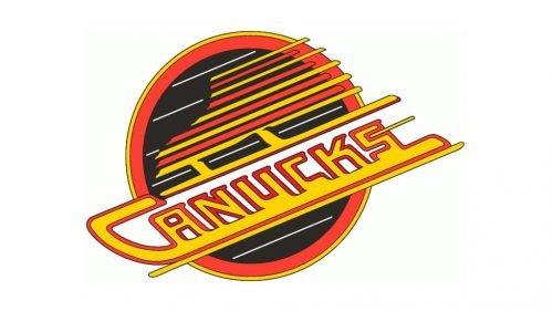 Vancouver Canucks Logo 1978