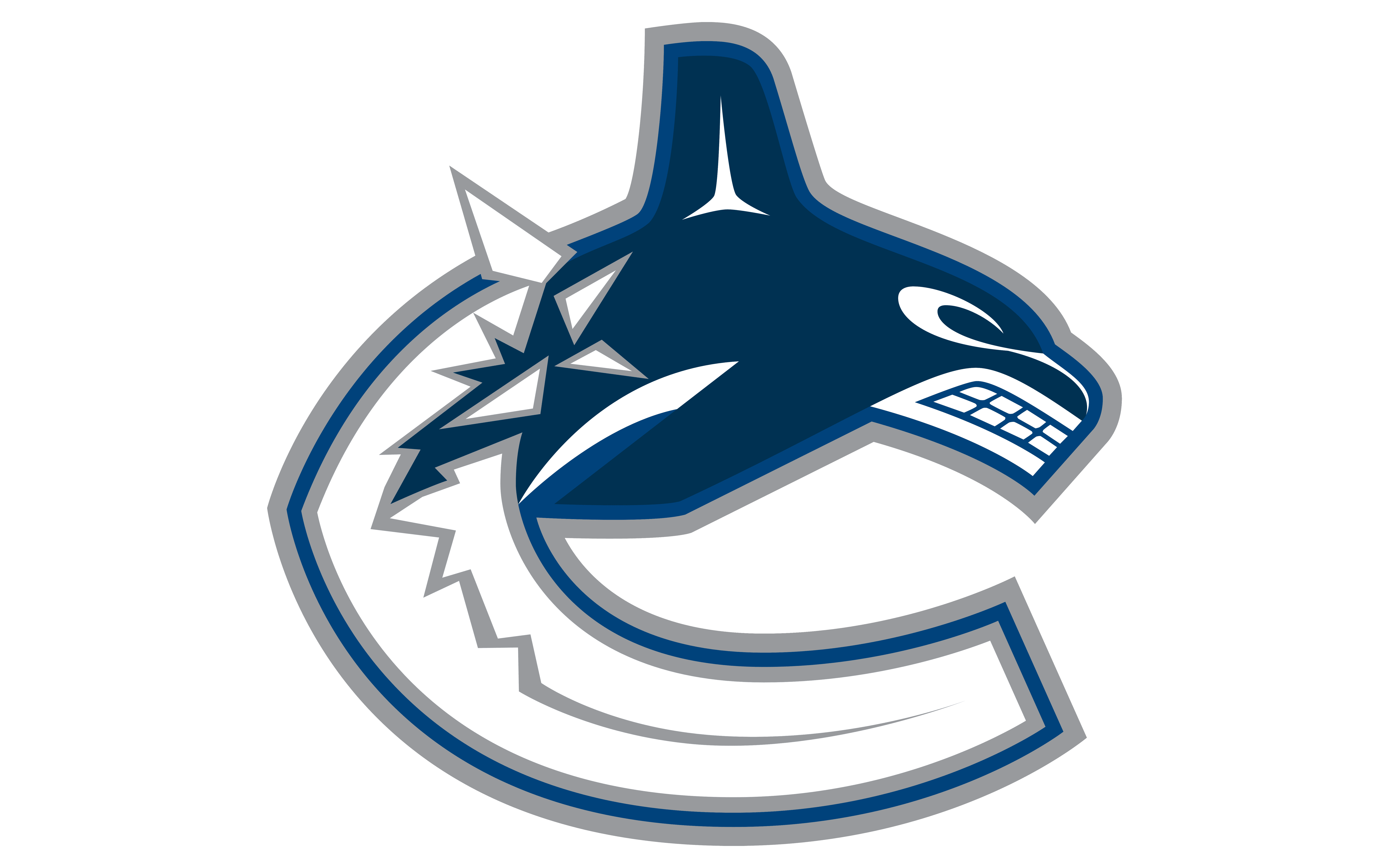 Vancouver Canucks Logo And Symbol Meaning History Png