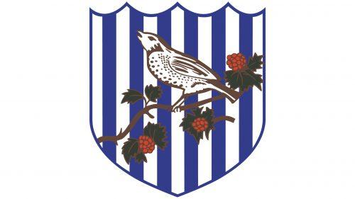 West Bromwich Albion Logo 1970