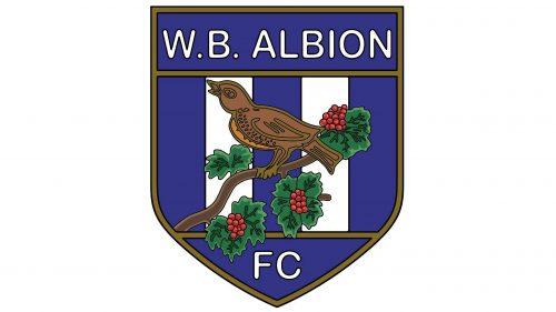 West Bromwich Albion Logo 1973