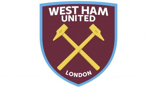 West Ham United logo emblem