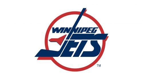 Winnipeg Jets Logo 1990