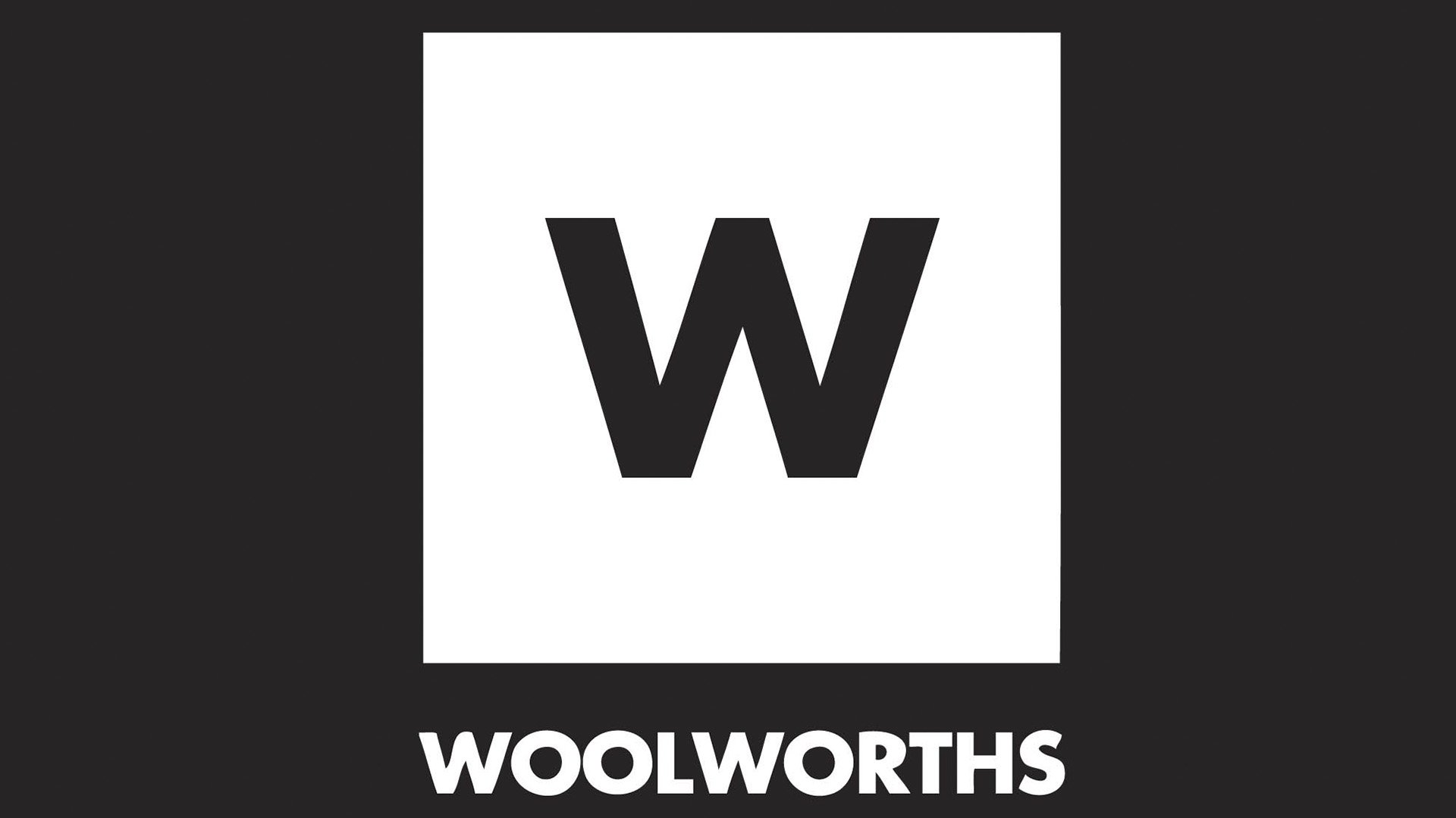 woolworths logo history
