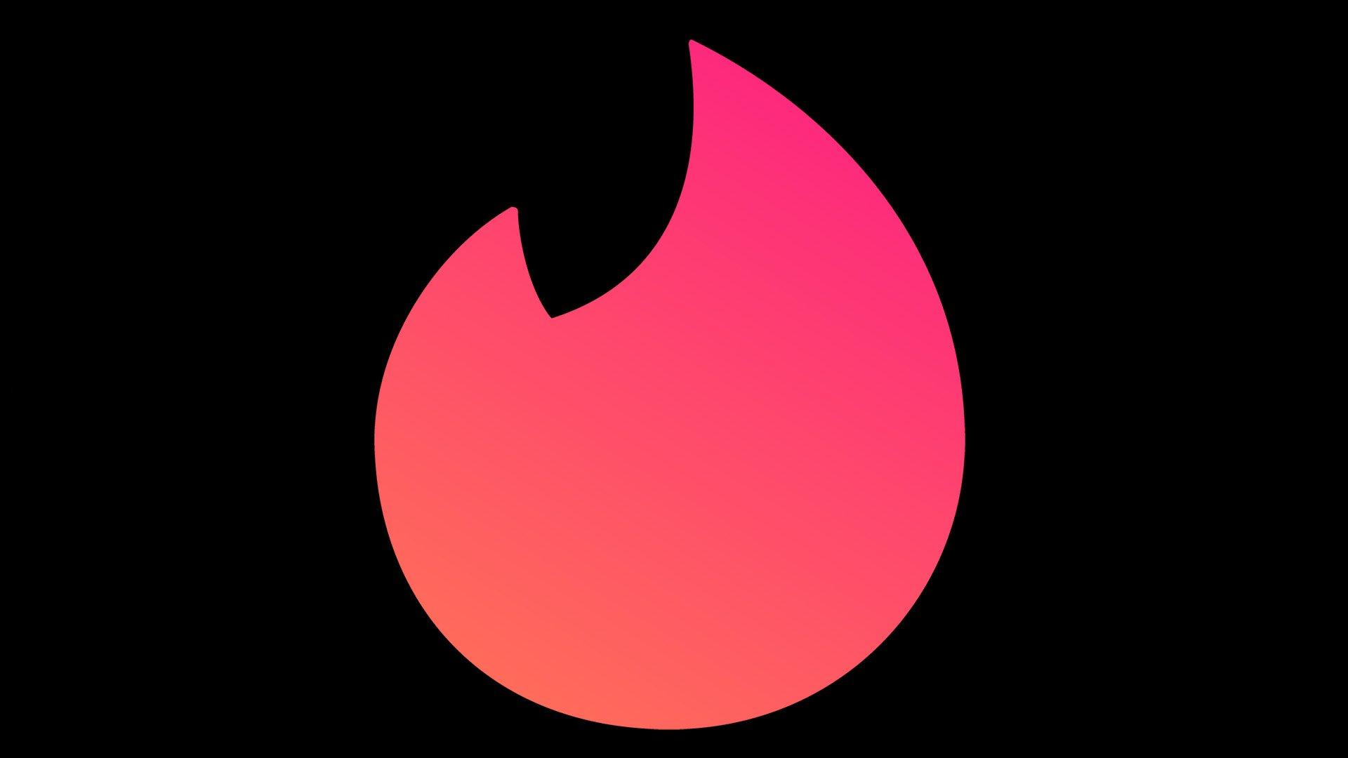 Tinder logo font