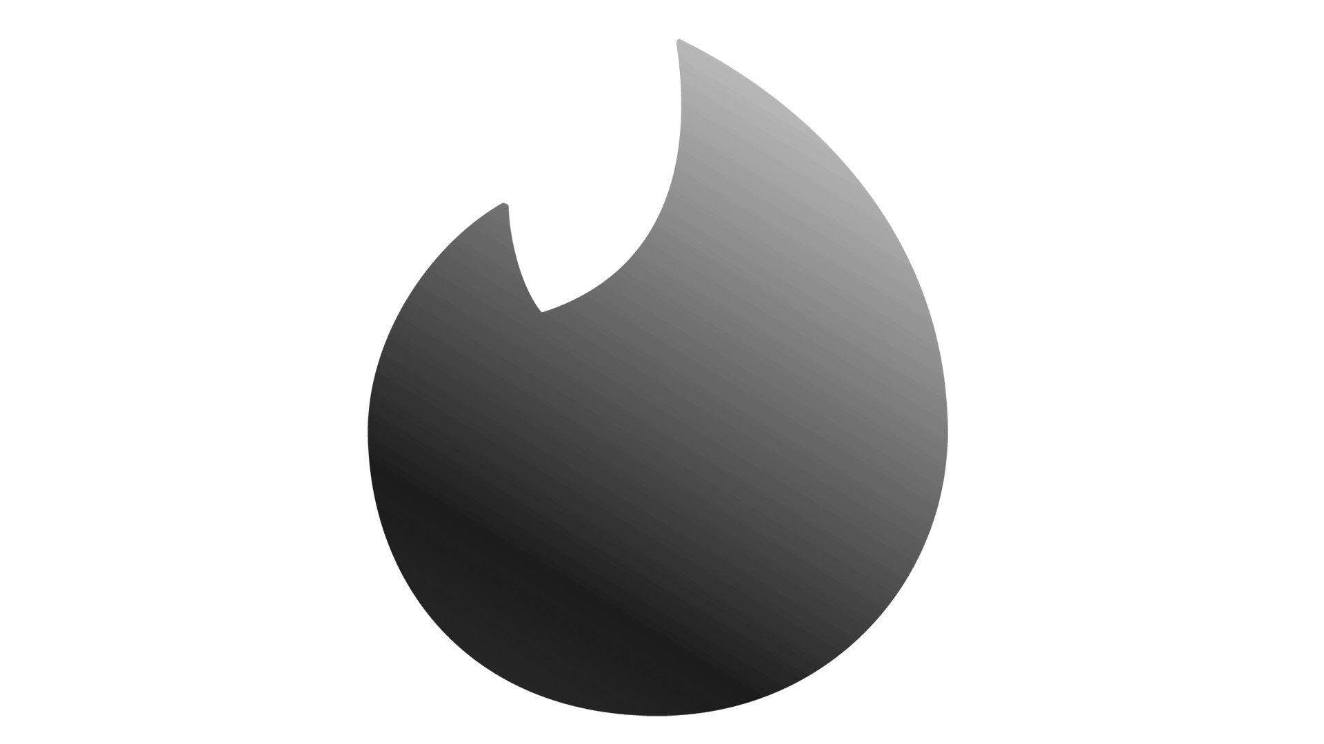 Logo tinder blinking app The Tinder