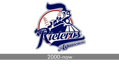 Aguascalientes Rieleros Logo history