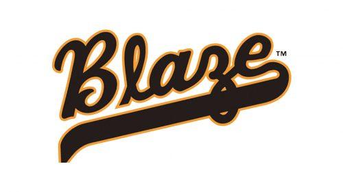 Bakersfield Blaze logo