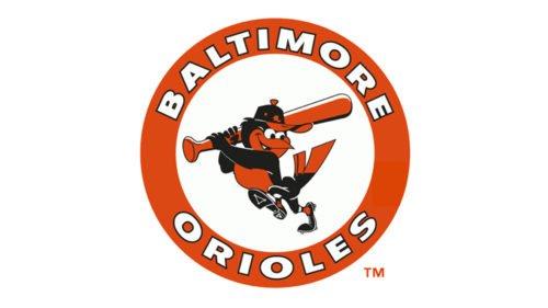 Baltimore Orioles (1966-1988) logo