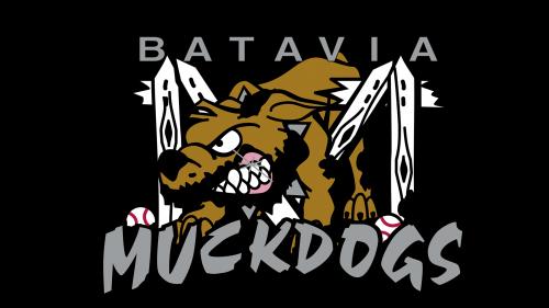Batavia Muckdogs Logo