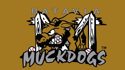 Batavia Muckdogs emblem