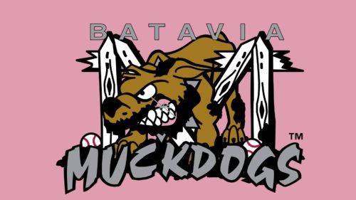 Batavia Muckdogs symbol