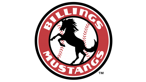 Billings Mustangs Logo