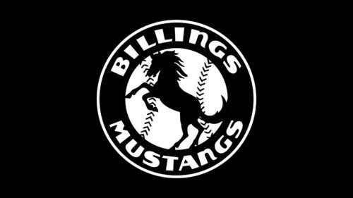 Billings Mustangs emblem