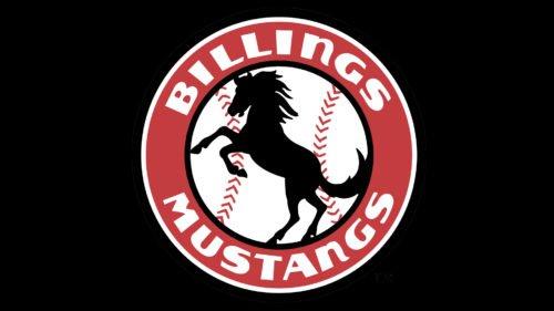 Billings Mustangs symbol