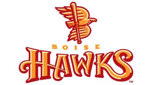 Boise Hawks Logo old
