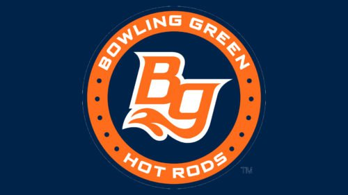 Bowling Green Hot Rods Symbol
