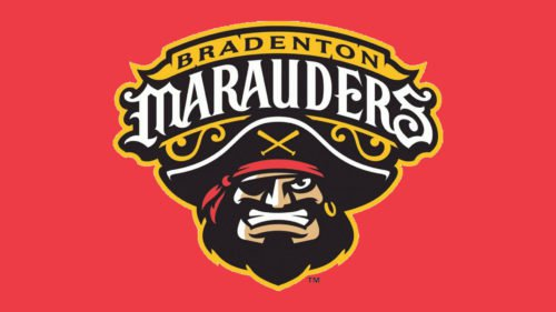 Bradenton Marauders emblem