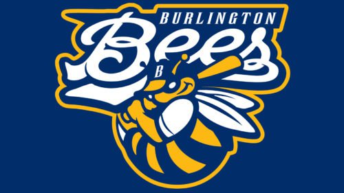 Burlington Bees Emblem