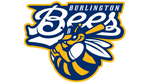 Burlington Bees Logo