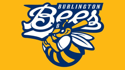 Burlington Bees Symbol