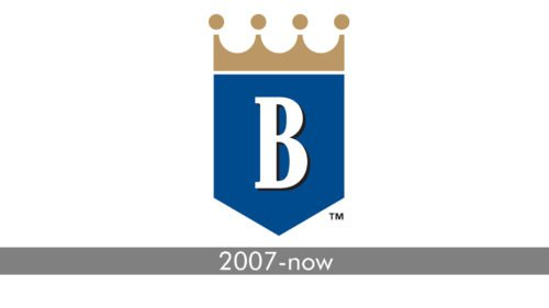 Burlington Royals Logo history