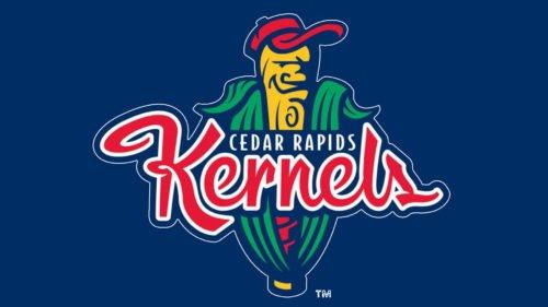 Cedar Rapids Kernels emblem