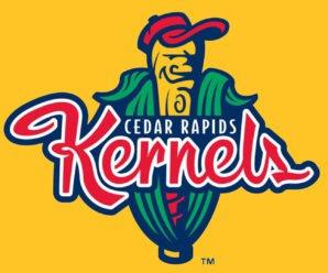 Cedar Rapids Kernels Logo