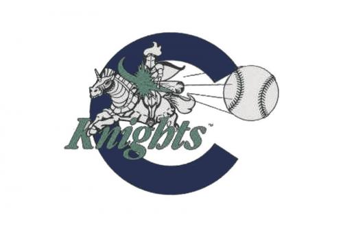 Charlotte Knights Logo 1993