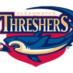 Clearwater Threshers Logo