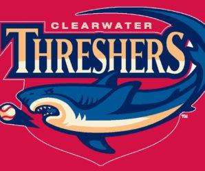 Clearwater Threshers Logo
