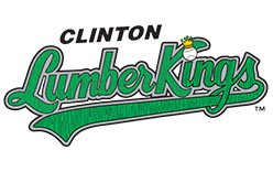 Clinton LumberKings Logo