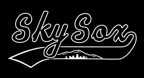 Colorado Springs Sky Sox Logo 1993
