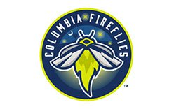 Columbia Fireflies Logo