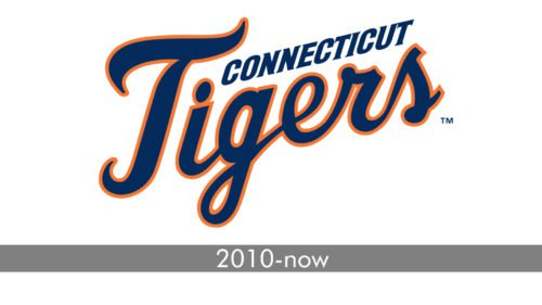 Connecticut Tigers Logo history