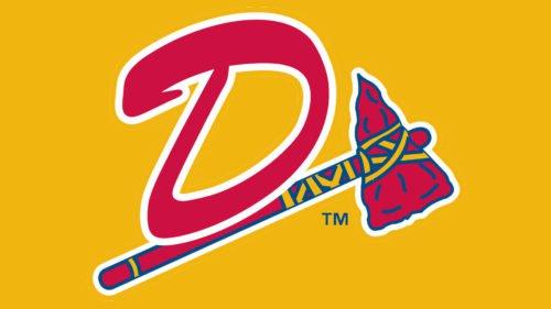 Danville Braves emblem
