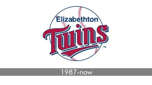 Elizabethton Twins Logo history
