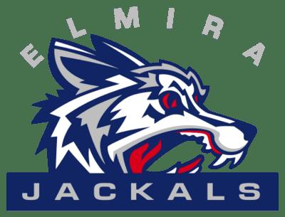 Elmira Jackals Logo 2000