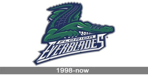 Florida Everblades Logo history
