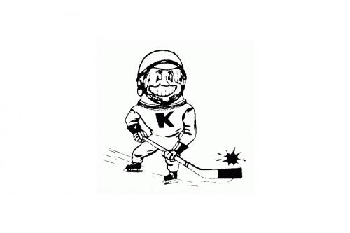 Fort Wayne Komets Logo 1952