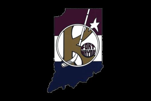 Fort Wayne Komets Logo 1988