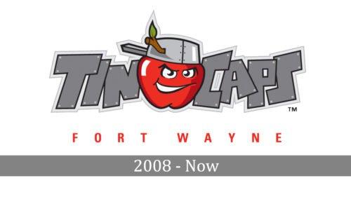 Fort Wayne TinCaps Logo history